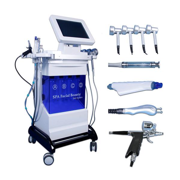 Hot Sale! Aqua Peel Hydro Dermabrasion Skin Scrubber Facial Oxygen Spray Jet Wrinkle Remover Machine price