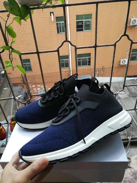 De gros de nouvelles chaussures de sport casual hommes et femmes, cuir blanc luxe bout pointu marche chaussures de sport de marque de planche à roulettes 010465