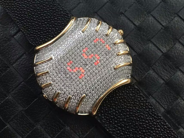 Mode Femmes Montres Relogio Feminino Montre-bracelet Numérique Montre De Sport En Acier Inoxydable Mesdames reloj mujer Casual Montre Femme