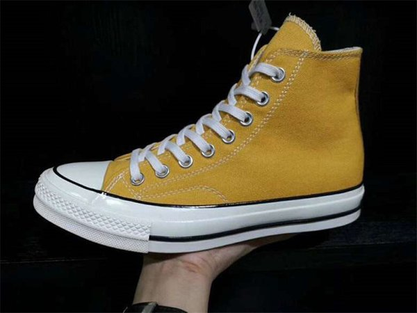 2019 all star 1970s Chuck All Star Shoes For Men Women Brand Sneakers Casual high Top Classic Skateboarding Canvas shoes size 36-44