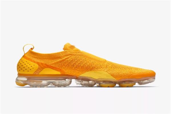 2019 hot cushion vapors max MOC FK mens running shoes 2 yellow designer sneaker trainers shoes maxes men women Athletes Jogging soprts shoes
