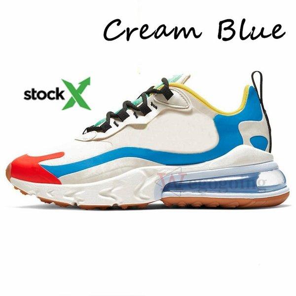 18.Cream Blue
