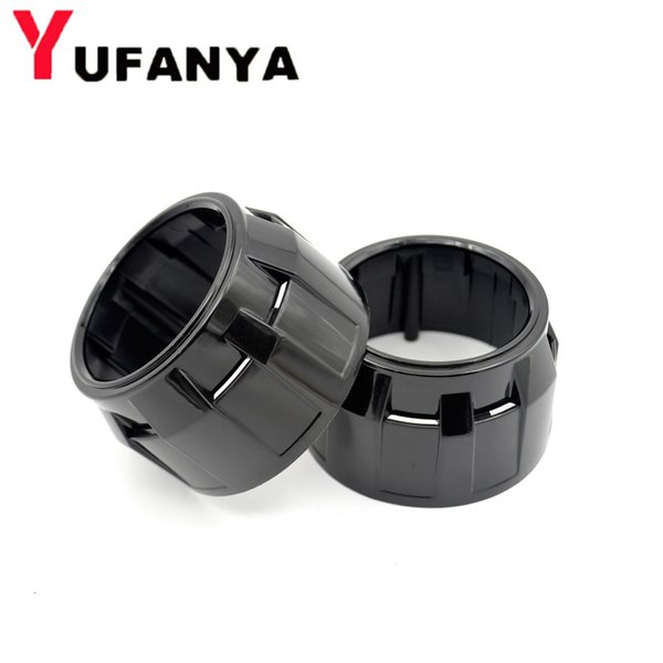2.5 inch hid projector lens shrouds bixenon projector lens for Auto Light Casing Cover for GTI RANGE ROVER ZKW