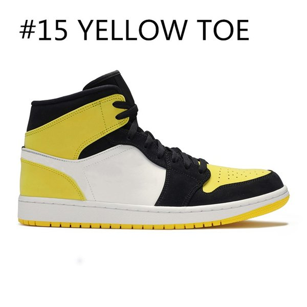 15 YELLOW-TOE