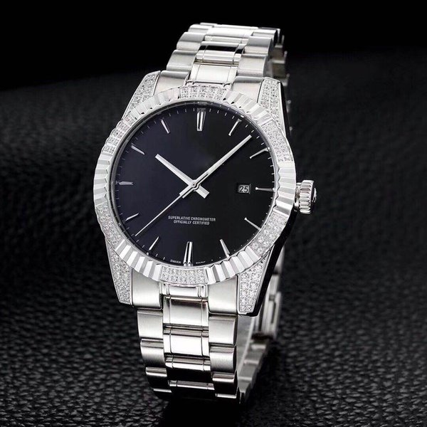 2019 XS new luxury men's watch, 42mm*10mm, equipped with imported automatic movement (zero fault), accurate travel time, sapphire glass,.