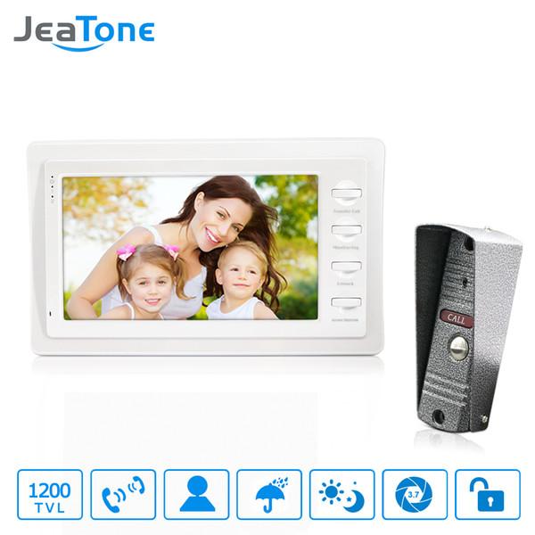Versión concisa de Jeatone con almacenamiento 1200TVL 7