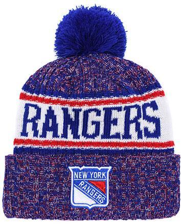 RANGERS Ice Hockey Knit Beanies Embroidery Adjustable Hat Embroidered Snapback Caps Orange White Black Stitched Hat One Size 04