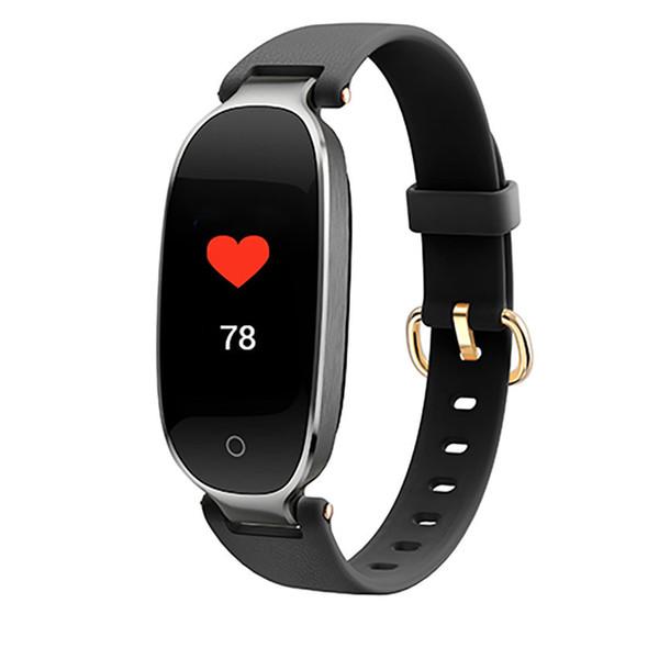 Pattern Intelligence Female Sex Color Screen Bracelet S3 Heart Rate Plan Step Bluetooth Display Ip67 Level Waterproof Motion Wear Bracelet