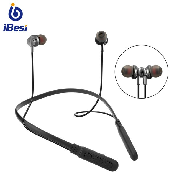 Y06 Bluetooth Earphone Sport Wireless Headphones Neckband Magnetic Headset Handfree Earbuds With Mic For Xiaomi Huawei Lowest price