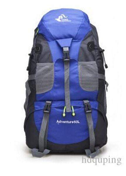 Sporttasche Wanderrucksäcke Free Knight 50L Große Kapazität Outdoor Sporttasche Bergsteigen Camping Reiserucksäcke für Frauen Männer rucksack
