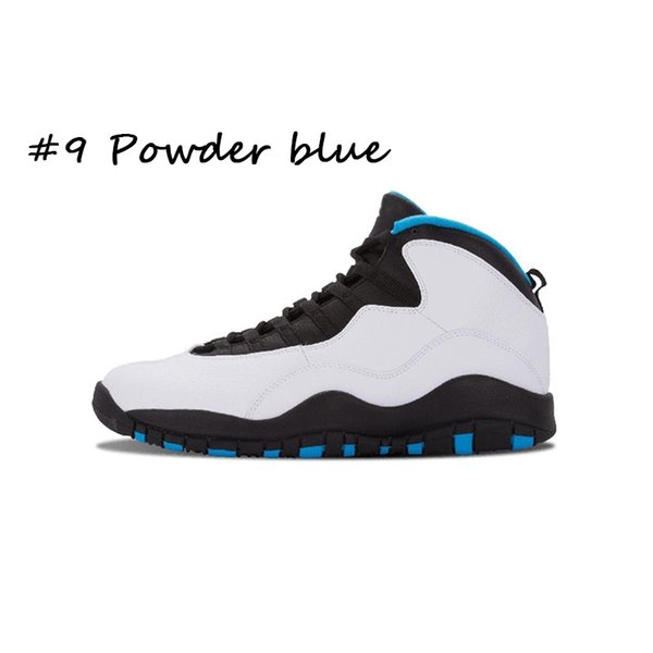 #9 Powder blue