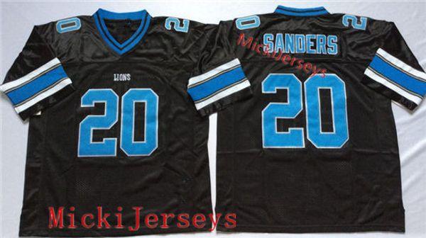 # 20 Barry Sanders Detroit