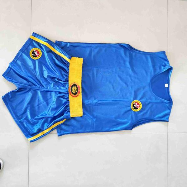 11 Wushu Performance Kleidung Adult Sanda Männer und Frauen Performance Training Sanda Kleidung Fighting Wushu Kleidung