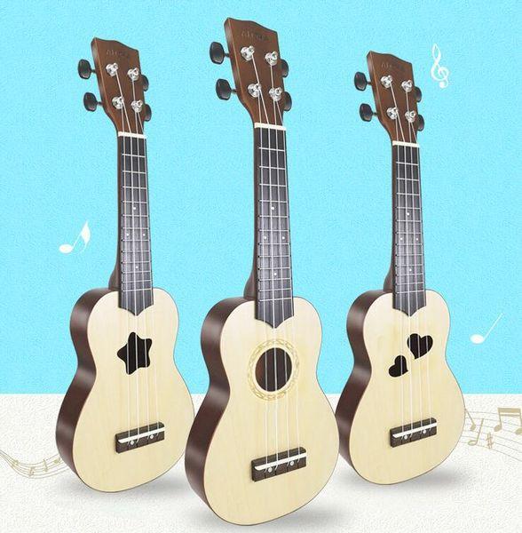 бесплатная доставка специальные Ukulele для взрослых мальчиков и девочек 21 дюймов начинающих введение укулеле маленький гитара дельфин подарок цветок подарок на день рождения