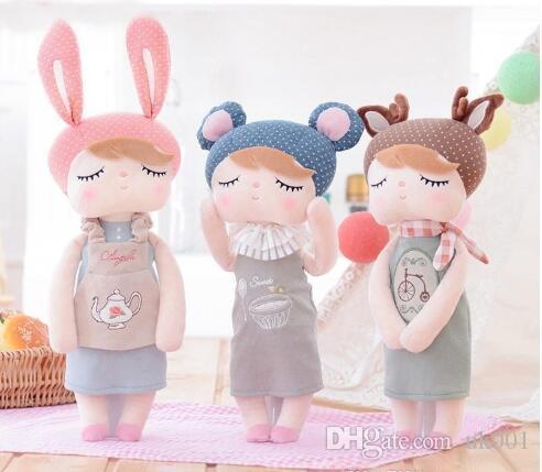 US Belle Angela Bébé Poupée Metoo En Peluche Jouet Cadeau D'anniversaire pour les Enfants En Peluche Plus Animaux poupées