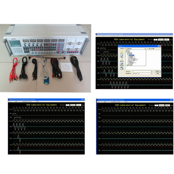 En Beğenilen MST9000 + Otomobil Sensör Sinyali Simülasyon Aracı MST9000 simulador de ECU Araç ECU ECU onarım araçları yüksek kaliteli