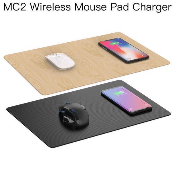 JAKCOM MC2 Caricabatterie mouse mouse wireless Vendita calda in tappetini mouse Poggiapolsi come poggiapolsi caricabatterie cellulare gsm 2 caricabatterie