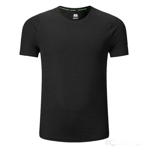 top popular Men Polo short sleeved tennis shirts quick dry Sport clothes Kit Badminton shirt for outdoor Soccer Running t-shirt Sportswea-93 2020