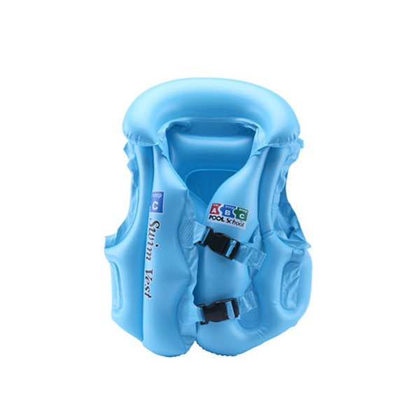 New Adjustable Children Kids Babies Inflatable Pool Float Life Vest Swiwmsuit Child Swimming Drifting Safety Vests LMH66