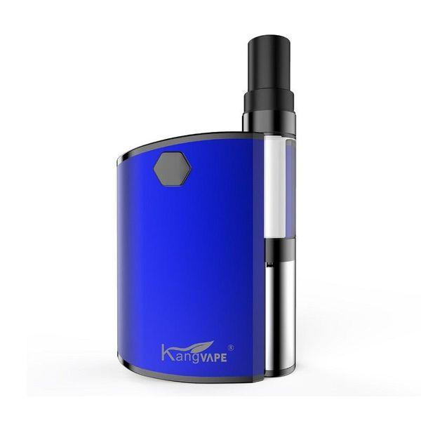 Original Kangvape Mini 420 mod Kit 400mah Built-In Battery with 0.5ml Ceramic Heating tank E-Cig Kit fit 12mm diameter thick oil vape