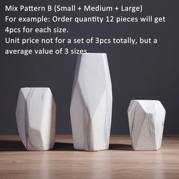 Mix Pattern B
