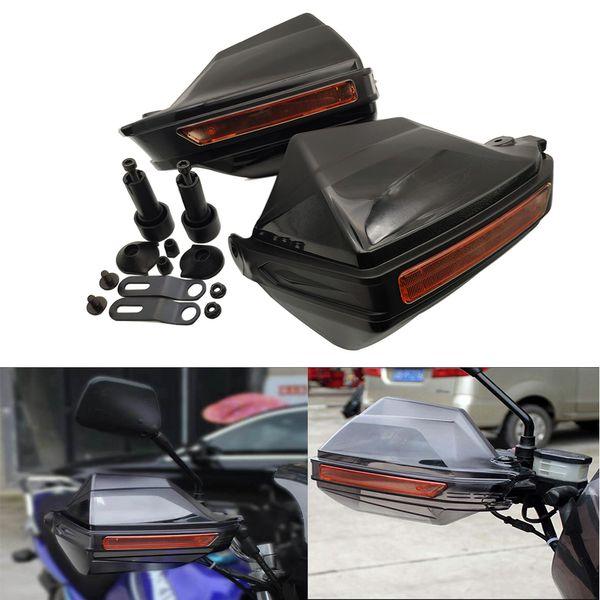 "For Yamaha BT1100 bt 1100 TRX850 XJ6 DIVERSION Universal Motorcycle Hand Guards 7/8"" Handlebar Handguard Handle Protector"