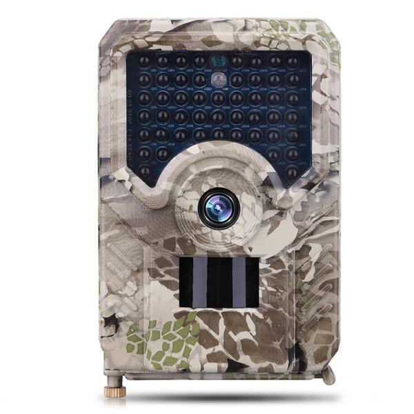 Outdoor PR200 IP56 Waterproof Anti-theft Automatic Monitoring Hunting Camera 12MP 26/49pcs IR LED 120 Degree Night Vision Camera