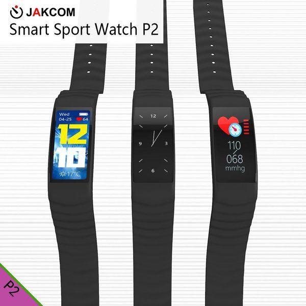 JAKCOM P2 Smart Watch Hot Sale in Smart Wristbands like carplay dongle e books 7 inches roborock
