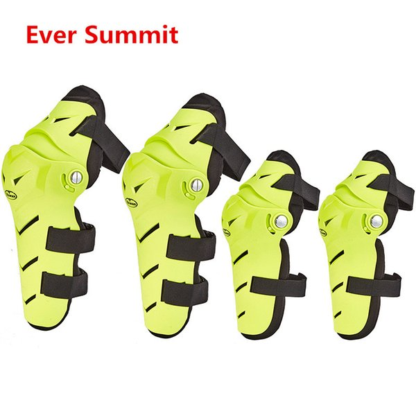 Motorcyclist Protective Gear Four-Piece off-road Vehicle Riding Protective Armor Male Shatter-Resistant Knee Pads Elbow Leggings Riding