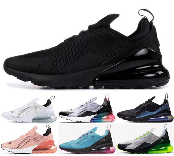 top popular shoes Women Fashion max Men 97 React 270 Black plus tn Trainers mens Sports Running Sneakers air triple s Kids Outdoor 720 270s Classic 2019