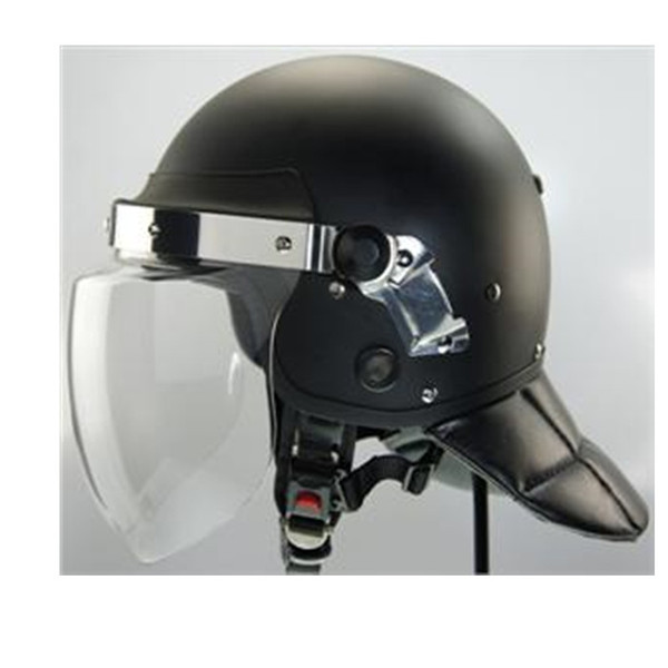 best selling Full-protection helmet made of high-strength material to prevent knocking and protect the head. Face mask is light and safe.