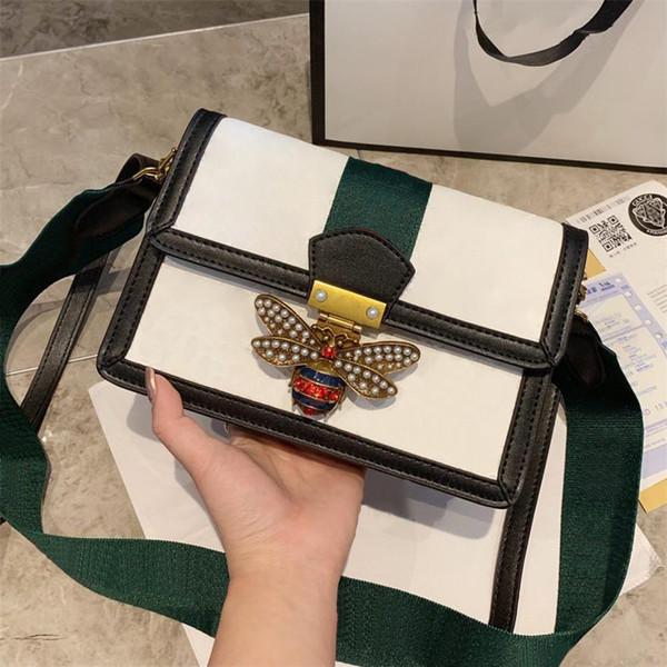 Pearl farfalla all'ingrosso Sacchetti della signora crossbody di alta qualità delle borse della spalla del progettista delle donne