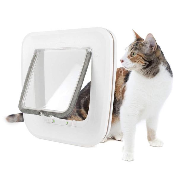 4 Way Cat Puppy Dog Lockable Door for Window/Door
