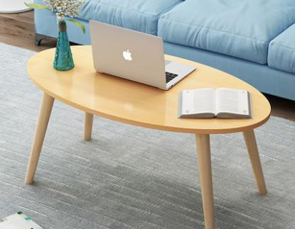 Nordic Tea Table Simple Modern Small Household Living Room Sofa Side Table Household Bedroom Small Round Moving furniture
