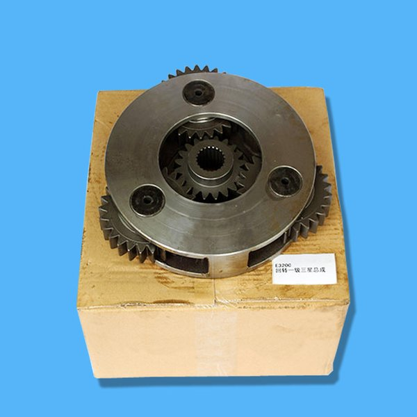 Caterpillar Excavator E318C 319C 319D E320C 320D 191-2578 1912578 Planetary Carrier Assembly with Sun Gear for Swing Drive Reduction Assy