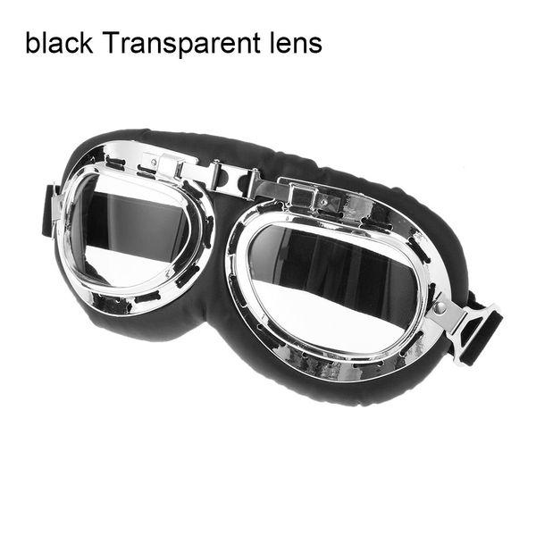 Transparent lens