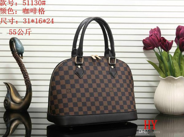2019 Shoulder Bags Handbag Designer Fashion Women Boston Luxury LBA Handbags Ladies Crossbody Bag Tote Bags PU Leather Manual Unique Popular