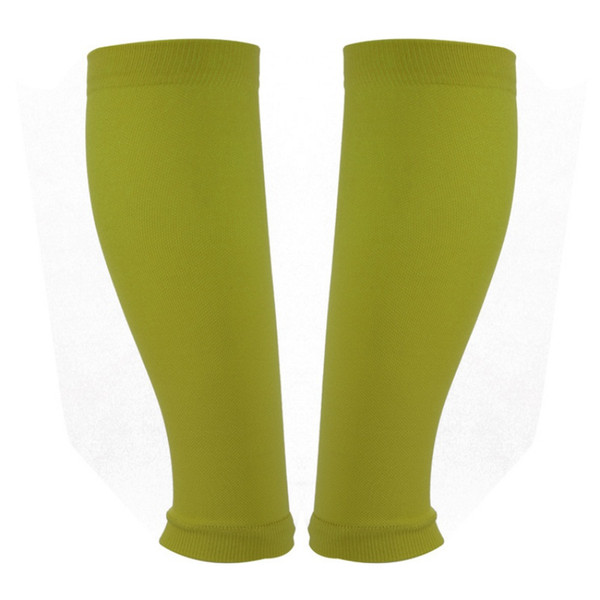 1 Pair Outdoor Support Leg Sleeve Sports Socks Exercise Compression Graduated Outdoor Exercise Calf Support High Quality New