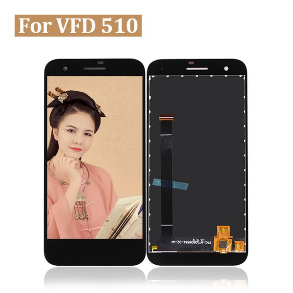 10 teile / los für Alcatel Für Vodafone Smart E8 VFD510 LCD Display Touchscreen Digitizer VFD510 Display kostenloser versand DHL EMS