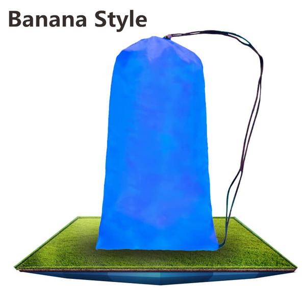 Sapphire Banana