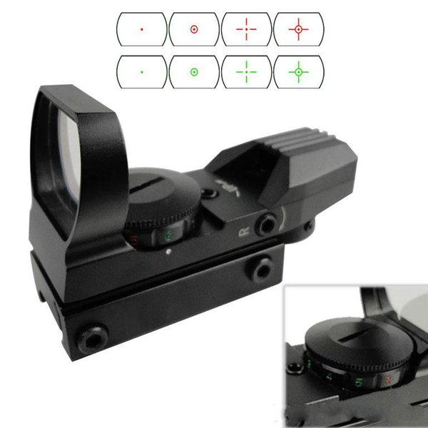 Trijicon Tactical Lightweight Electro Green and Red Dot Sight Rifle Scope for airsoft with free shipping