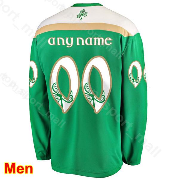 Hombres Verde