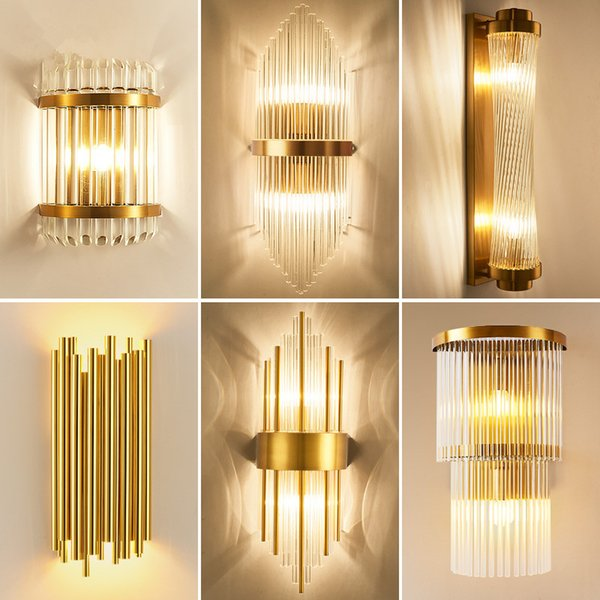 2019 Modern Wall Lights Bedside For Bedroom Wall Light Living Room  Decoration Wall Sconce Led Home Lighting Bathroom Light Fixtures From  Hu511600, ...