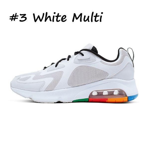 3 Weiß Multi
