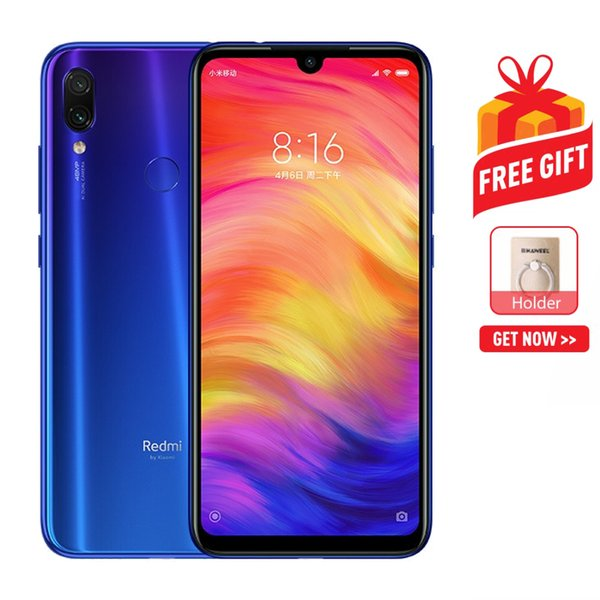 Xiaomi Mi 8 6GB+64GB Global Official Version 6.21 inch AMOLED MIUI 9.0 Qualcomm Snapdragon 845 Octa Core up to 2.8GHz Network: 4G VoLTE
