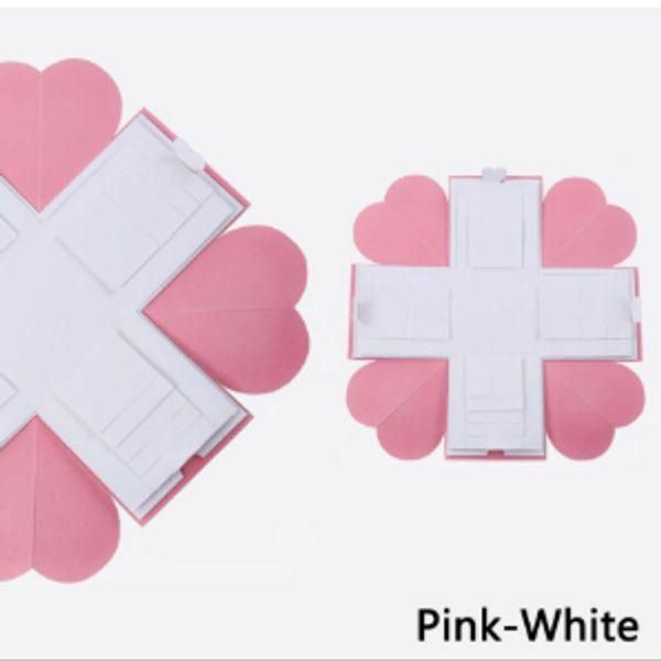 branco rosa