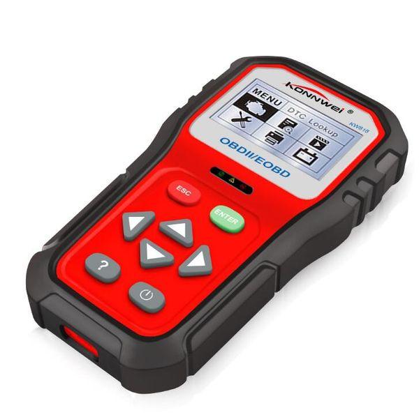 KW818 car fault diagnosis scanner