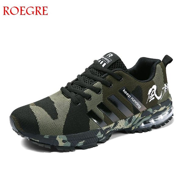 Men casual shoes 2019 spring and summer walk shoes man camouflage breathable anti-slip ighh quality luxury Female sneakers