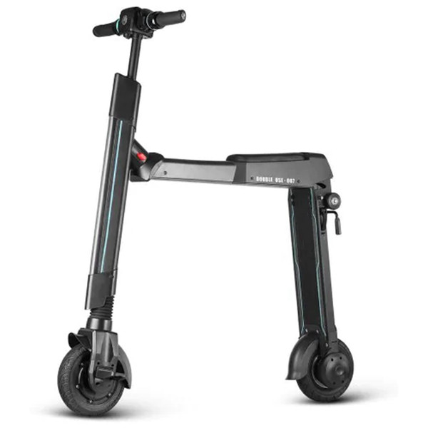 Folding design Dual Use Electric Scooter Smart Folding Bike Suitable for adults and teenagers for fun