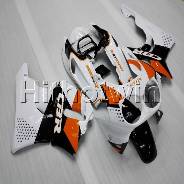 23 colores + Tornillos negro naranja blanco capó de la motocicleta para HONDA CBR900RR 1989 1990 1991 1992 1993 CBR893RR ABS plástico carenado
